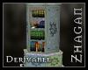 [Z] der. hex Bookcase