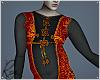 Red+Gold TY Bodysuit