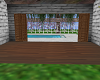 Garden Pool House Deco