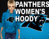 Panthers Women's Hoody