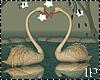 White Flamingo Love Anim