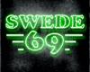 Swede69 Back Tattoo M
