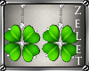 |LZ|Clover Earrings