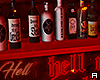 ϟ. Hell shelf