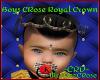 *CRD* ~Boys CRose Crown~