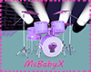 [1V6] Drum kit
