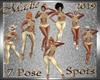 !b 7 Modeling Spots