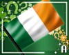 A! Irish Flag