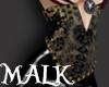 M| Steampunk Corset