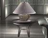 Gretta End Table/Lamp