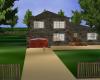 2 story stone home/empty