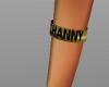DJ SHAANY arm band
