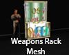 FC Weapon Rack Mesh