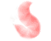 ~<3 Pink Fluffy Tail ~<3