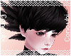 Hair Feathers |Black