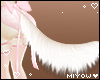 .M Fluffy Cat Tail