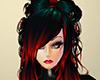 Kirsten Hair Emerald
