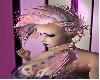 Mathilda Pink hair