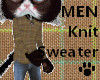 Kint Sweater Men