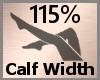 Scaler Calf 115% F A