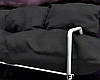 Black Lazy Couch