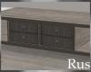 Rus Leaf Coffee table