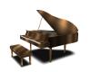 Piano Bronze