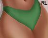 S. Green Bikini RL