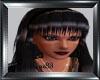 Samira black-glazed