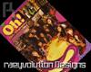 SNSD Oh! Album Poster