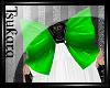 |T| RIP Dolly Bow-green