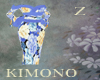 Kimono Peony