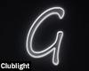 Letter G | Neon