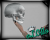 .L. Mrs Skeleton Skull