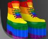 .LGBT. boots I