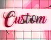 ³ buy to get a custom