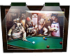 Pool Playing Dogs V1