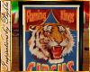I~Circus Tiger Poster