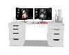 Bun-bun's desk