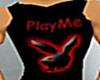 PlayMe tshirt