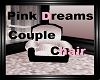 Pink Dream Couple Chair