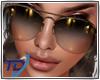 Sun Glasses \Gold