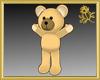 Outline Teddy Bear