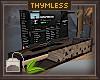 Jazz Tv/Firewood Console