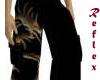 Golden Dragon pants
