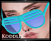☠ 80s Shades Low M