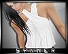 SYN!Halter top-White