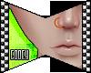 G|Orange Nose Ring