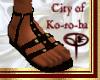 Koraban Sandals V.2