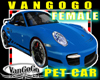 VG BLUE AVI pet CAR F